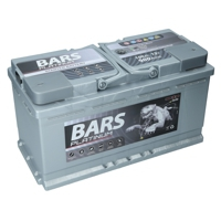 Bars Platinum Batterien
